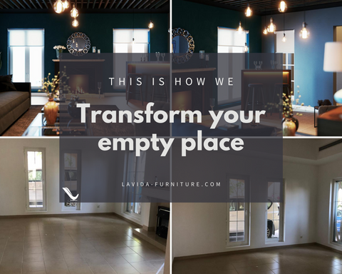 transform your empty space