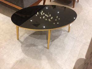 RETRO CENTER TABLE WITHOUT EDGE