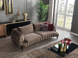 ORKIDE SOFA SET 3+3+1