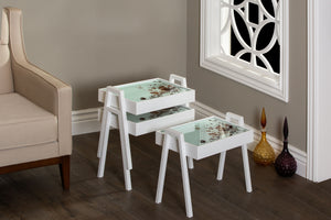 TEPSI FLOR SIDE TABLE