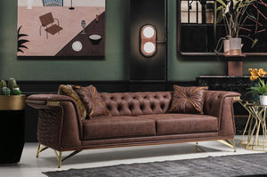 ALBERO SOFA SET 3+3+1+1, La Vida Furniture