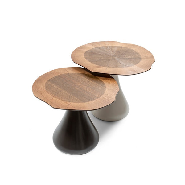 MUSHROOM SIDE TABLE SET OF 2