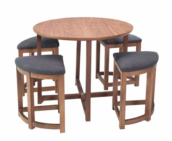 OVAL 4 SEATER TABLE, OVAL 4 SEATER TABLE, La Vida Furniture