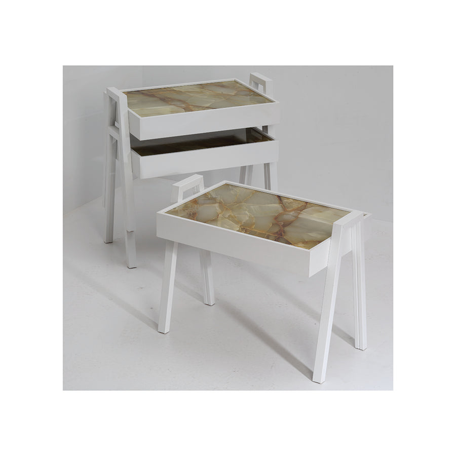 TEPSI MARMOL SIDE TABLE