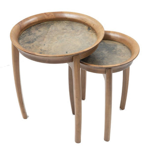 NITRO SIDE TABLE SET OF 2