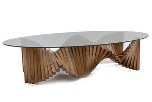 LANTED CENTER TABLE