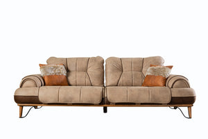 BIANCA 3 SEATER SOFA BED
