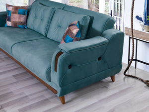DANTE 3 SEATER SOFA, DANTE 3 SEATER SOFA, La Vida Furniture