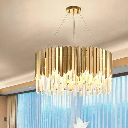 CLASSIC GOLD CEILING LAMP