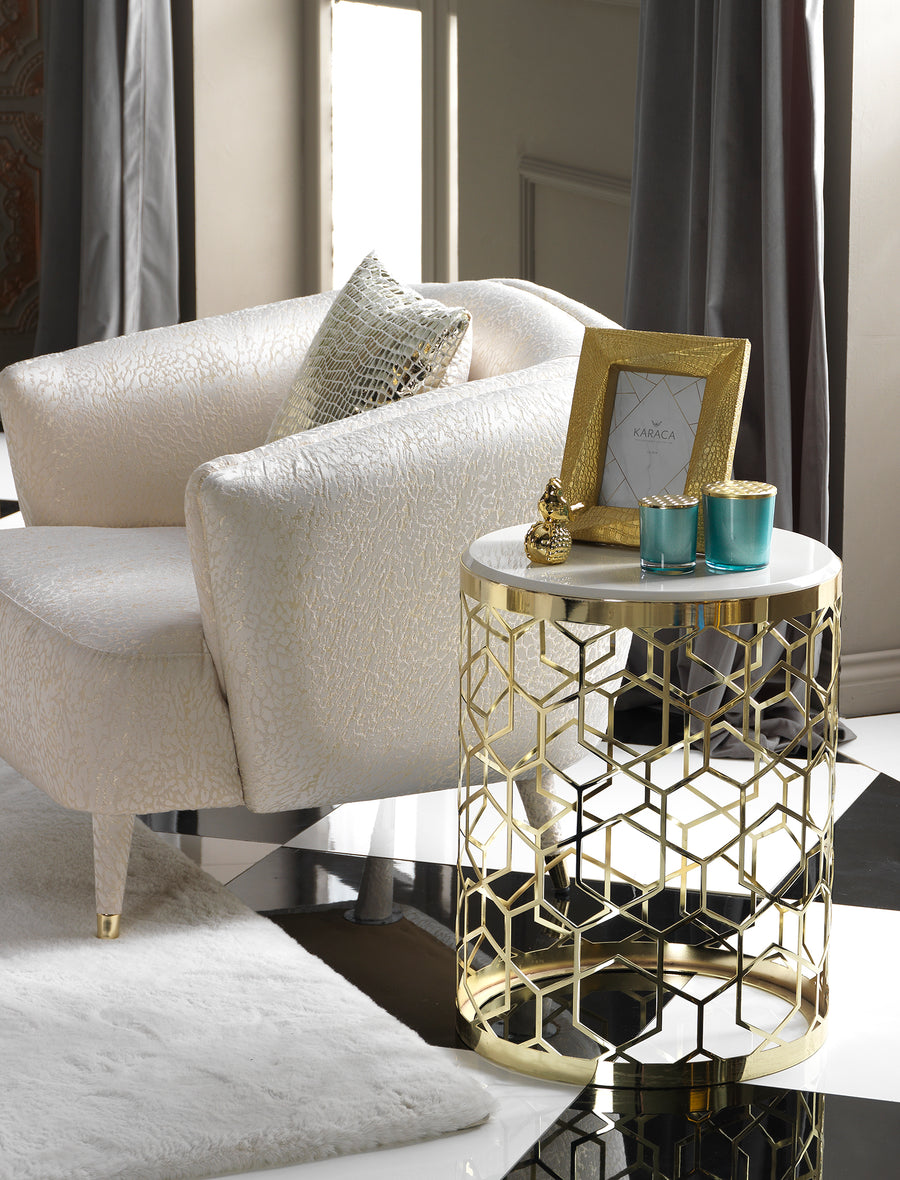 FENDI SIDE TABLE