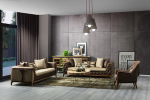 SEUL SOFA SET 4+3+1