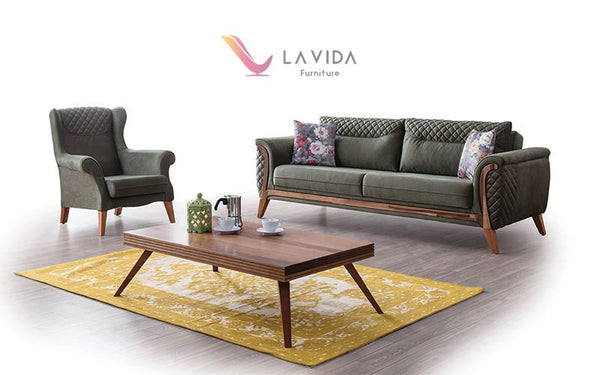 LAFT 3 SEATS, La Vida Furniture