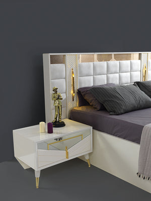 PIRAMET BED ROOM SET