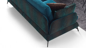 REFLEX SOFA SET 3+3+1, La Vida Furniture