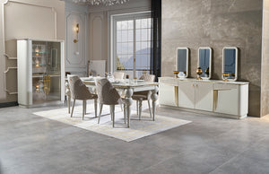 SAFIR DINING TABLE