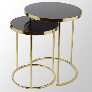 SELENE SIDE TABLE SET OF 2