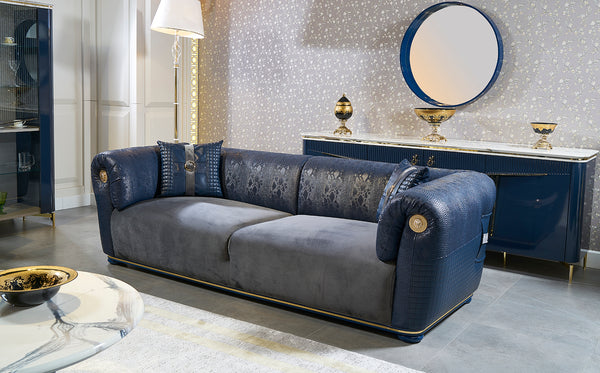 VERSACE SOFA 3SEATER