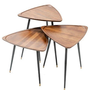 BAFFI COFFEE TABLE SET OF 3