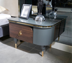 CAPELLA BED SIDE TABLE