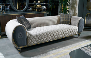 CAPELLA SOFA 3SEATER
