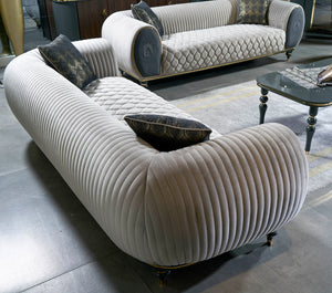 CAPELLA SOFA SET 3+3+1