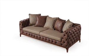 SEUL SOFA SET 4+3+1+1, La Vida Furniture