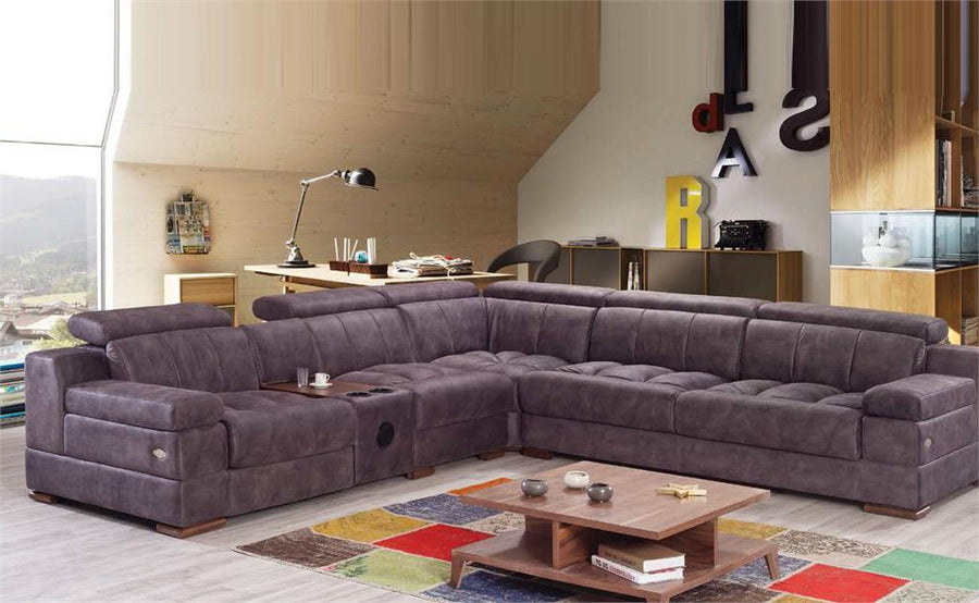 JUMBO CORNER SOFA, La Vida Furniture
