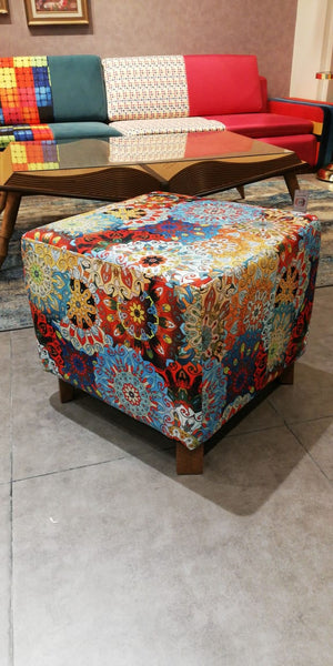 JARDEL POUF, La Vida Furniture