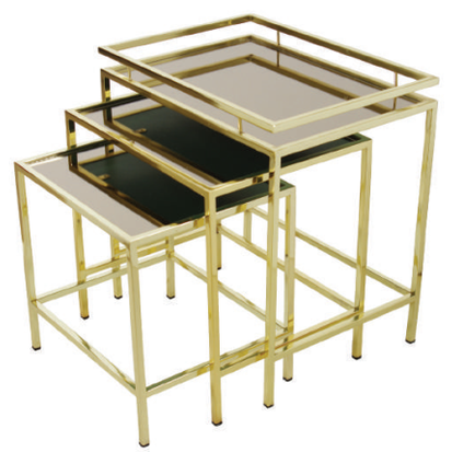 ARBA COFFEE TABLE SET, ARBA COFFEE TABLE SET, La Vida Furniture