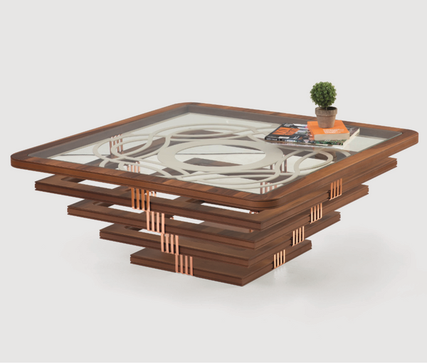 WERENTO (159) SQUARE CENTER TABLE
