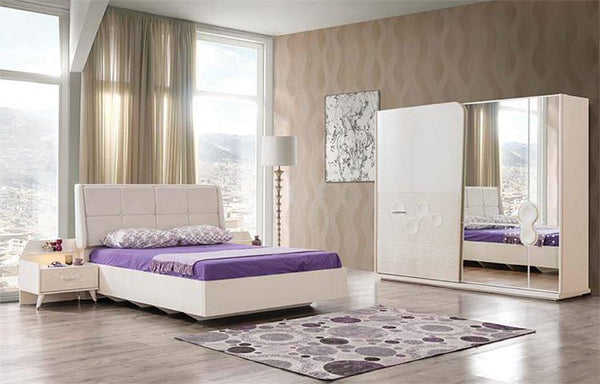 INCI BEDROOM SET, INCI BEDROOM SET, La Vida Furniture