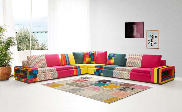 JARDEL CORNER SOFA , La Vida Furniture