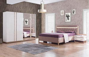 LAMONZ BED, LAMONZ BED, La Vida Furniture