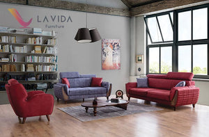 LARNE 3+2+1, LARNE 3+2+1, La Vida Furniture