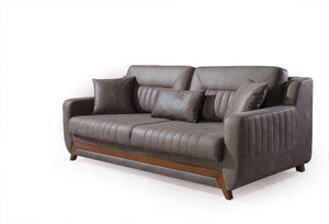 MUMBAI SOFA SET 3+3+1, La Vida Furniture