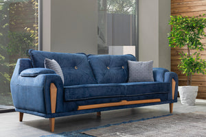VOLVO SOFA SET 3+3+1
