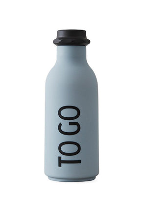 TO GO DRINKING BOTTLE - GREY