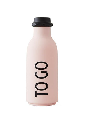 TO GO DRINKING BOTTLE - PINK