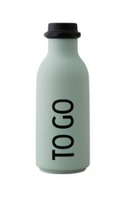 TO GO DRINKING BOTTLE - SOFT GREEN
