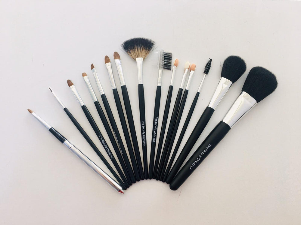 The Beauty Concept Makeup Brush Set
