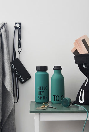 Thermo/Insulated Bottle, Special Edition - Dark Green
