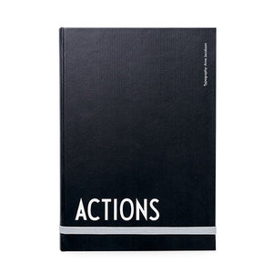 ACTIONS NOTEBOOK