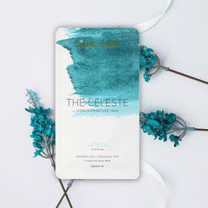 The Celeste Hydra Soothing Sheet Mask