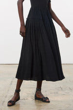 ALEJANDRA SKIRT - BLACK