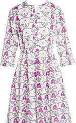 ACHAT DRESS - Cross Stitch Pink