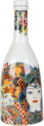 PORCELAIN BOTTLE - CORAL
