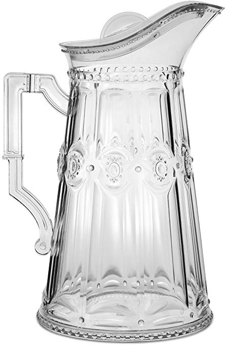 PITCHER CLEAR