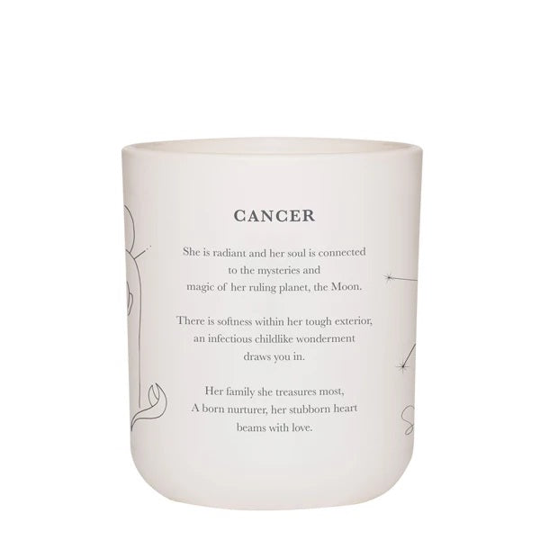 CANCER - LARGE CANDLE