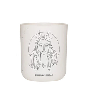 CAPRICORN - LARGE CANDLE