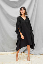 Oversized Dart Dress